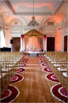 Wedding Ceremony Decoration Ideas with 50 Stunning Wedding Aisle Designs   Wedding Photography Design