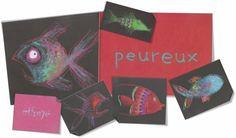 """Projet arts plastiques à partir du livre """"Aujourd'hui je suis"""" publié chez Minedition"""