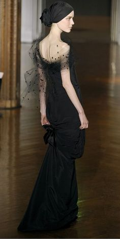 ♥ Romance of the Maiden ♥ couture gowns worthy of a fairytale - Christian Lacroix Fall 2009