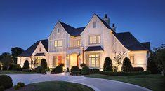 » English Tudor   Castle Custom Homes   Home Builder Nashville