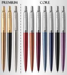 Parker Jotters - Brand New for 2016!