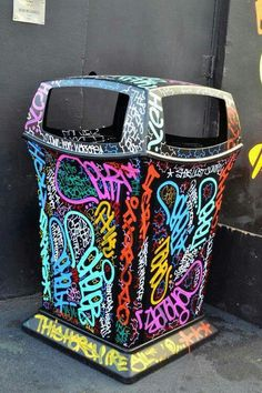 Graffiti Tags