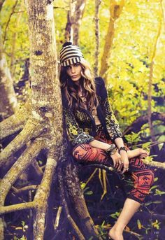 51 Forest Fashion Shoots
