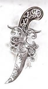Victorian Dagger by ladygreytattoo on DeviantArt Tattoo 1