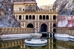 India: The Monkey Temple. Rajasthan India, Jaipur, Rabindranath Tagore, Demons, Mysterious, Monkey, Temple, Wisdom, Sea