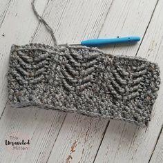 Mackinac Beanie | Free Crochet Pattern | The Unraveled MItten