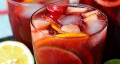 Receta: Sangría Natural con Frutas – Zona Guadalajara