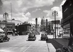Orpheum and Capitol Theater signs | Flickr - Photo Sharing!