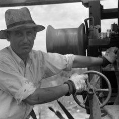 Martin Decker Weight Indicator - Classic Oilfield Photography