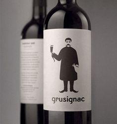 Grusignac wine / vinho / vino mxm