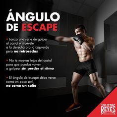 ¿Sabes cuál es el ángulo de escape? #CletoReyes #workout #boxeo #boxinggloves #box