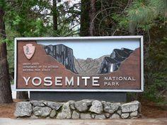 Omw Yosemeti in California