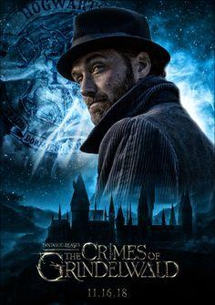 New Artwork for Fantastic Beasts 2: The Crimes of Grindelwald