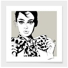 Curioos Wall Art Uh! ($140) ❤ liked on Polyvore featuring home, home decor, wall art, backgrounds, art, decor, multi and framed wall art