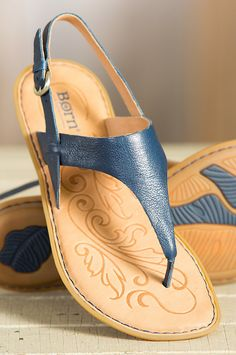 Women's Born Mariel Leather Sandals