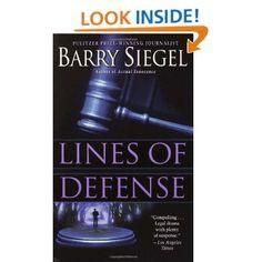 Lines of Defense: Barry Siegel: