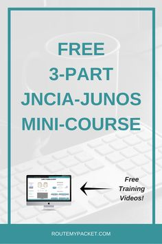 FREE 3-part mini-course designed to teach you Junos fundamentals along with a mini-configuration guide. Become a Juniper expert and transform yourself to  be the best at Computer Network Design, Network Security and lead the Juniper network market as one of the best network professional out there. Juniper Networks, Network Engineer, Computer Network, Mini, How To Become, Videos, Free, Teaching, Education