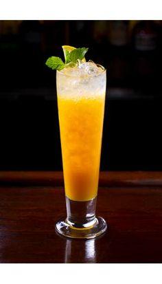 Gran Gala With Blood Orange And Vodka Drinks