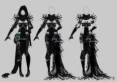 Outfit design - 185 - closed by LotusLumino on DeviantArt
