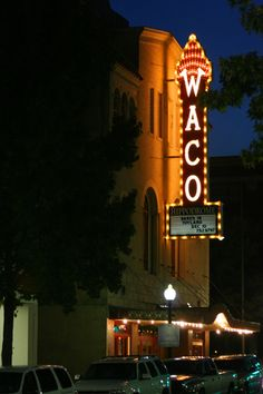 Waco Theater - Waco, Texas