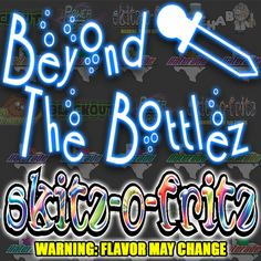 Want to try the flavor changing E-Liquid ? Now is your Chance !! www.beyondthebottlez.net