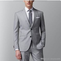 Image result for grey suit