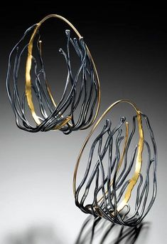 rooted hoops by Beverly Tadeu