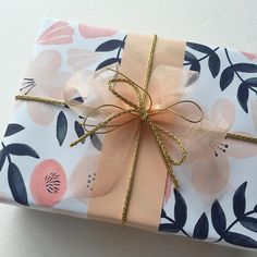 """33 Likes, 2 Comments - The Wrapping Paper Company (@wrapco) on Instagram: """"Meet Magnolia. Hand illustrated watercolour, printed on matte paper. Perfect for Mother's Day.…"""""""