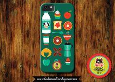 Food, i Phone Case / iPhone 5 Case /iPhone 6 Case /iPhone 4S Case iPhone 4 Case iPhone 5C Case / iPhone Case de bakasonlineshop en Etsy
