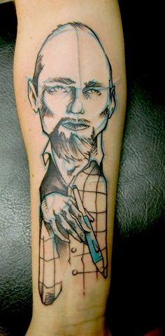 JUKAN Berlin, Germany stilbruch-tattoo.de Phone: 0152-2247-4825 Email: stilbruch-tattoo@gmx.de