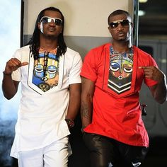 Peter And Paul Okoye (Psquare) Are A Year Older Today (Photos) - Celebrities - Nigeria