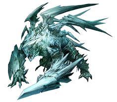 Ice Dragon(?)