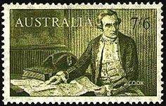 Austrailia 1966 SG 400 Captain Cook Fine Used SG 400 Scott 414 Condition Fine Used Only one post charge applied on multipule purchases Details Captain James Cook, Founding Fathers, Stamp Collecting, Tasmania, Western Australia, Postage Stamps, Cooking, Christmas Island, Kiwi