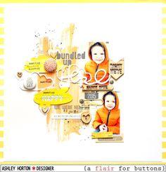 Bundled Up - Scrapbook.com