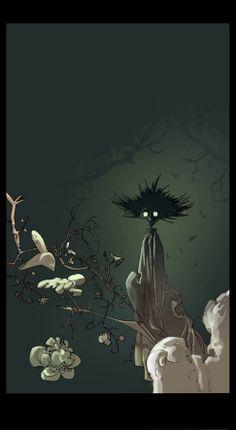 Benevolent forest spirits