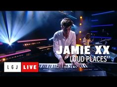 """Watch Jamie xx and Romy Perform """"Loud Places"""" with a Choir 