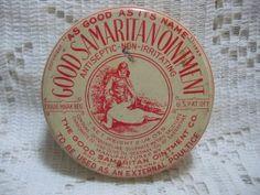 Good Samaritan Antiseptic Tin  ~ SOLD