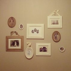 Galery wall / mur photo