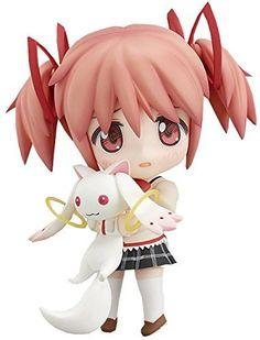Puella Magi Madoka Magica Kaname Madoka Uniforme Scolaire Ver. Nendoroid Figurine (Wonder Festival Limité), http://www.amazon.fr/dp/B005EO8AHW/ref=cm_sw_r_pi_awdl_LWT-wb1ZN86YM