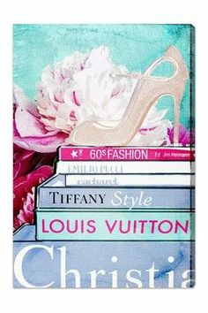 60's fashion, Tiffany stlye, Louis Vuitton, Christian Dorr