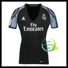 Fotballdrakter FC Real Madrid Dame Tredjedraktsett 2016-2017
