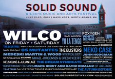 Solid Sound Poster 2013