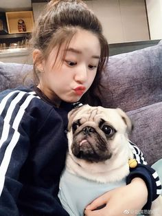 Read to find out👅 Korean Couple, Korean Girl, Asian Girl, Uzzlang Girl, Girl And Dog, Pretty Girls, Cute Girls, Korean Best Friends, Beautiful Chinese Girl