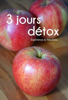 Single diet: 3 days detox with apple - Little Monodiète : 3 jours détox à base de pommes – Little Things Single diet: 3 days detox with apple – Little Things - Detox Diet Recipes, Detox Diet Drinks, Detox Diet Plan, Cleanse Diet, Stomach Cleanse, Healthy Cleanse, Apple Detox, Lemon Detox, Larissa Reis