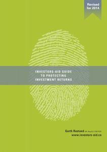 Investors Aid Inc. – Consumer Investment and Portfolio Services – Publications