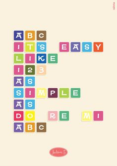 ABC by Rahma Projekt, via Flickr