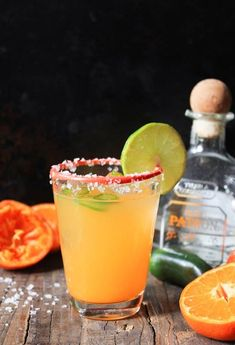Clementine and Jalapeno Margaritas | 25 Unusual Margarita Recipes That Will Get You Tipsy AF