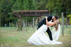 Willow Creek Falls & Vineyard | Wedding | Photography by Photo Drop Weddings | Husband and Wife Team