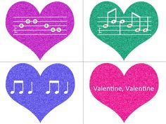 """PowerPoint and Song Sorting Game based on """"Valentine Red and Blue"""" from The American Methodology. Music a la Abbott: Valentine, Red and Blue"""