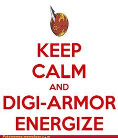 DigiFriday: Armor Digivolve To...